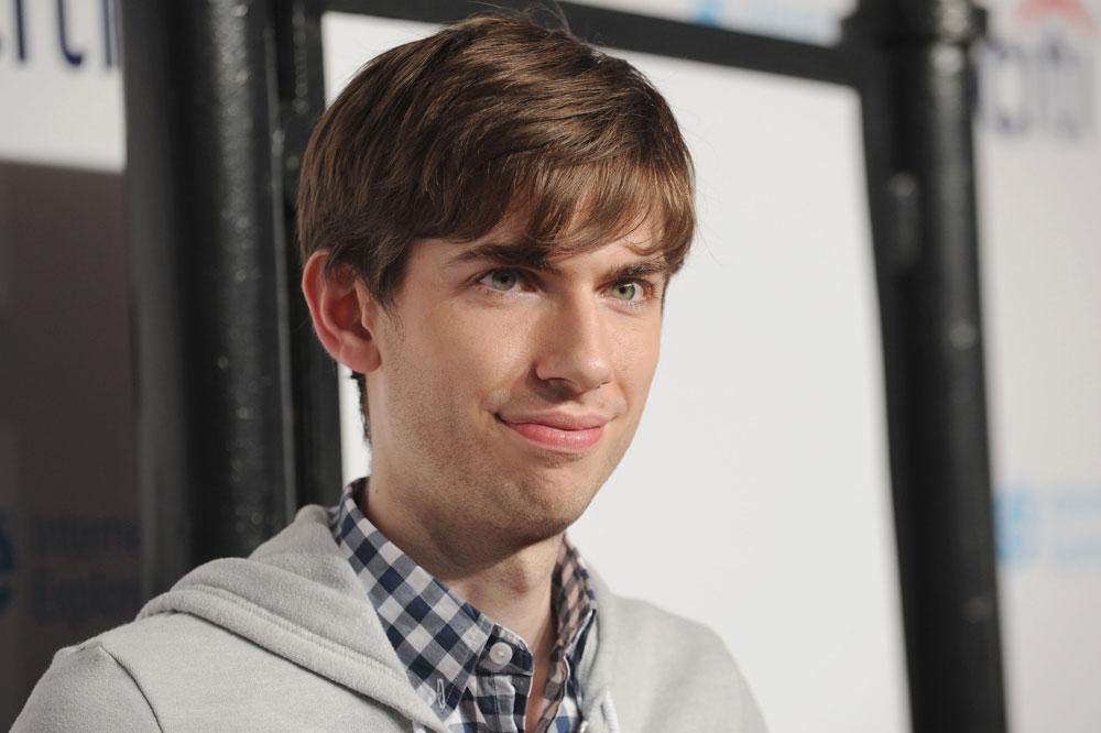 מנער מבוייש לאחד מהאנשים החשובים ביותר בעולם האינטרנט. דיוויד קארפ (צילום: gettyimages)