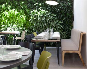 מסעדת ''חמש'' (צילום: עמית גרון)