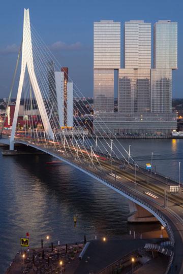 הגוש הגדול של הולנד (צילום: Ossip van Duivenbode)