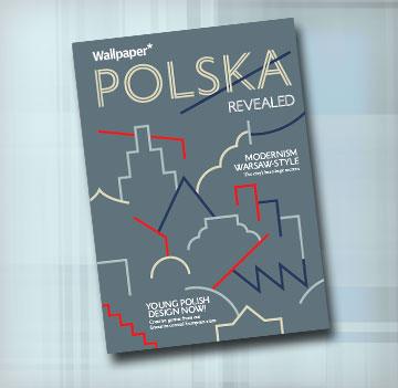 ספיישל פולין באחד הגיליונות הקודמים. כמוהו הוקדשו גם לתאילנד, לדרום קוריאה ולמעצבים במזרח התיכון (למעט ישראל)