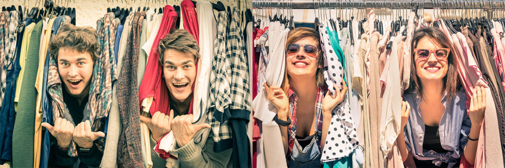 לא רק בגדים - אלא כל מוצר שחשבתם עליו (צילום: shutterstock)