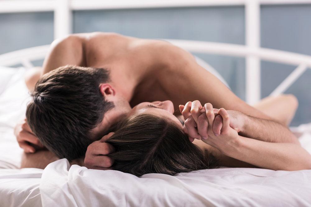 סקס בשינויי טמפרטורה כבר ניסיתם? (צילום: shutterstock)