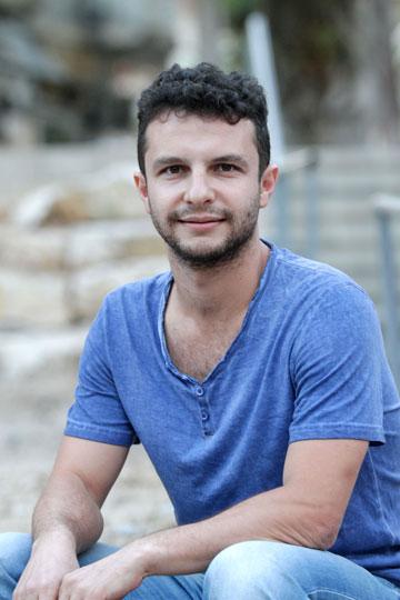"""אדי ז'נסקר. """"מרגיש שאני יותר ישראלי מהשאר"""" (צילום: קובי בכר)"""