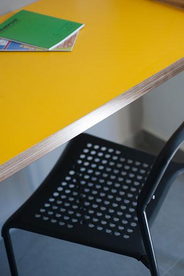 שולחן הכתיבה של הבן הבכור (צילום: גלית דויטש)