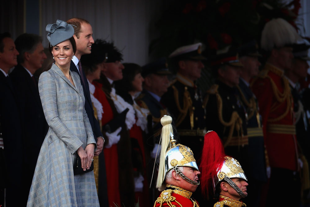 קייט מידלטון. העלתה לכותרות את האופנה הבריטית (צילום: gettyimages)
