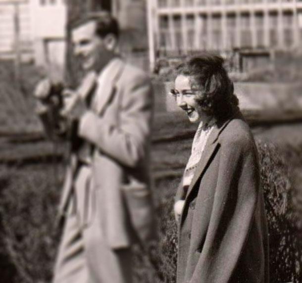 או'קונור. לא נישאה, לא הביאה ילדים וסבלה ממחלת הזאבת (צילום: Cmacauley,cc)