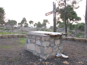 נוצרים ומוסלמים גרו כאן זה במחיצת זה (צילום: מיכאל יעקבסון)