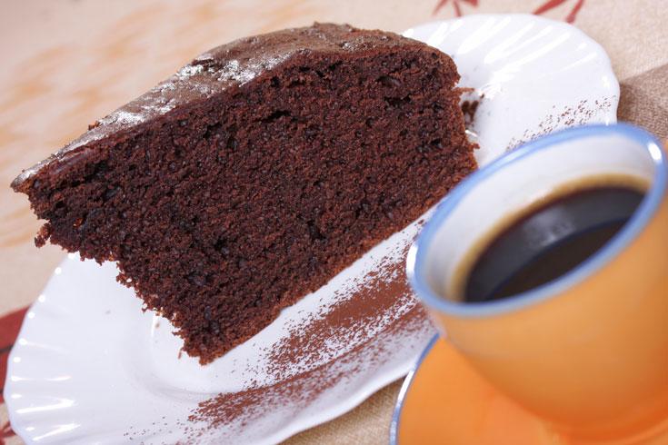 עוגת שוקולד מופלאה במרחק 8 דקות (צילום: thinkstock)