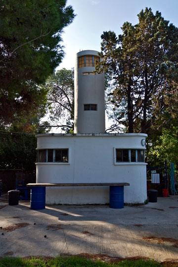 המגדל מזווית אחרת (צילום: איתי סיקולסקי)