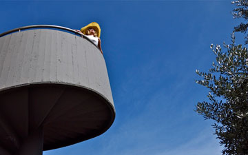 המדרגות הלולייניות (צילום: איתי סיקולסקי)