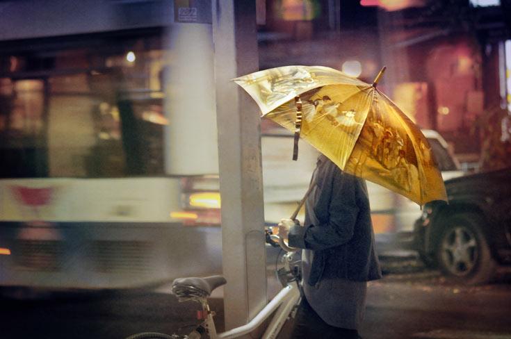 אמברלה. מטרייה עם שיק אמנותי