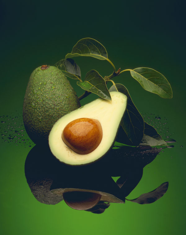 אבוקדו. מארז של בריאות (צילום: thinkstock)