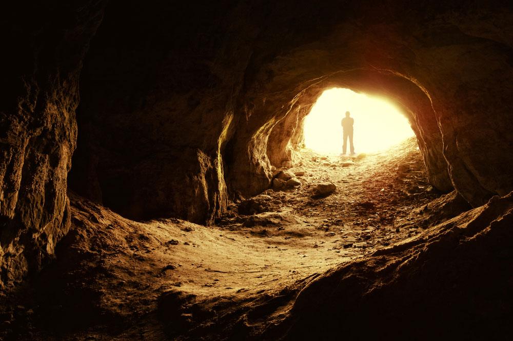 ללמוד להכיר את החושך (צילום: Shutterstock)