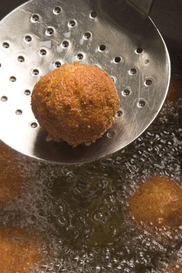 מזון קר או קפוא סופג יותר שומן (צילום: thinkstock)