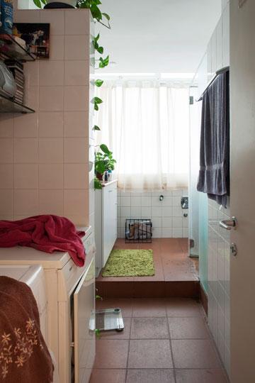 חדר הרחצה (צילום: אביעד בר נס)