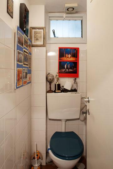 ושירותים בנפרד (צילום: אביעד בר נס)