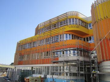 הפרויקט באוניברסיטת וינה (באדיבות פיטר קוק)