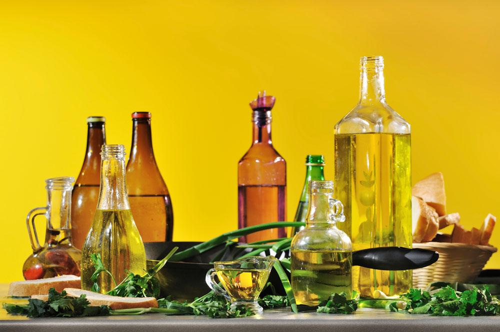 לא כל שמן מתאים לטיגון (צילום: thinkstock)