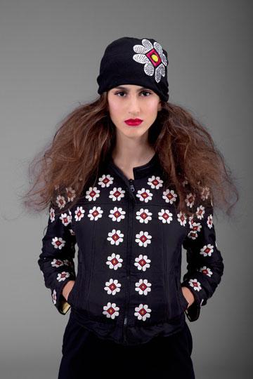 מהקולקציה המשותפת שתושק במסגרת שבוע האופנה גינדי תל אביב (צילום: עדי אורני)