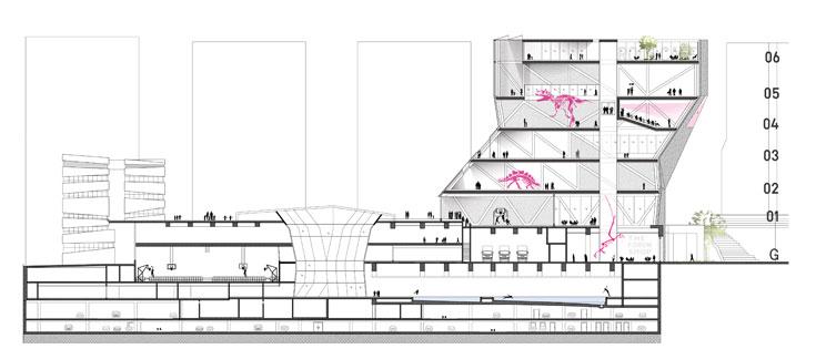 הדמיה: מן שנער אדריכלים