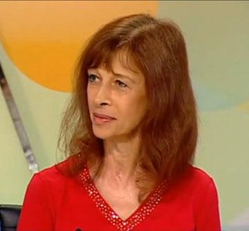 מקום ראשון ביזמות בחינוך, מאיה קלנר (צילום מסך: יוטיוב)