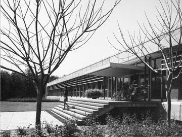 בית הספר למוסמכים במכון ויצמן (באדיבות צפור אדריכלים)