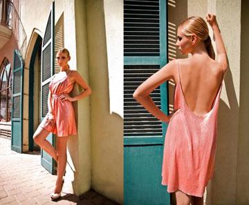מיס גיישה. שמלות ערב סקסיות וחושפניות (צילום: רייצ'ל  הרמן )