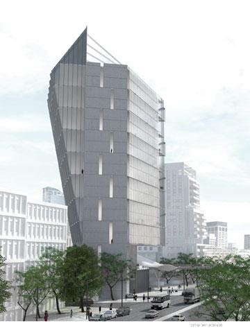 הדמיה: עדה כרמי מלמד אדריכלים