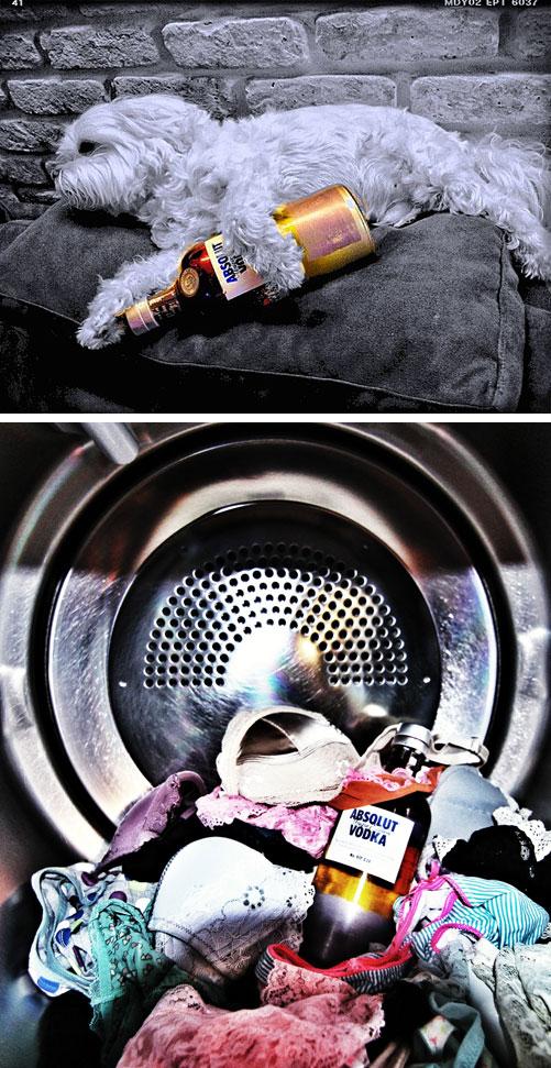 """צילומים של שירלי בוגנים מתוך תערוכת האינסטגרם """"אבסולוט יוניק"""" (באדיבות תערוכת אבסולוט יוניק, צילום:שירלי בוגנים)"""