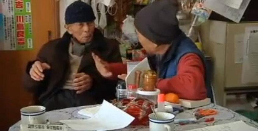 קווסימה במטה הבחירות בביתו (צילום מסך: יוטיוב)