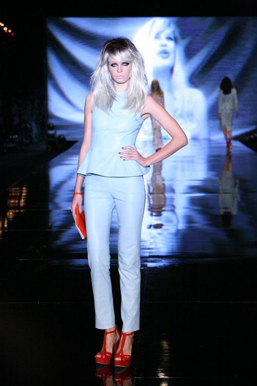 תצוגת האופנה של המותג Pas Pour Toi (צילום: ענבל מרמרי )