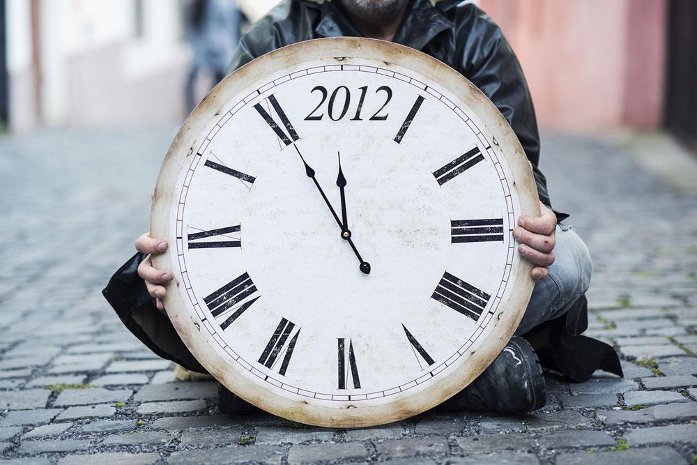 """מה ממתין לנו ביום שאחרי """"סוף העולם""""? (צילום: Shutterstock)"""