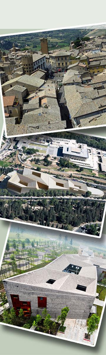 מלמטה למעלה: הסיני, הישראלי וההשראה האיטלקית (צילום: Courtesy of Höweler & Yoon Architecture)