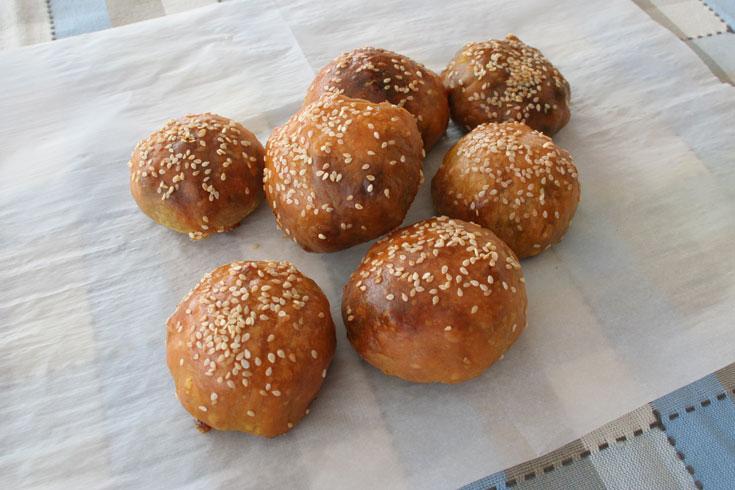 סמבוסק חומוס (צילום: אסנת לסטר)