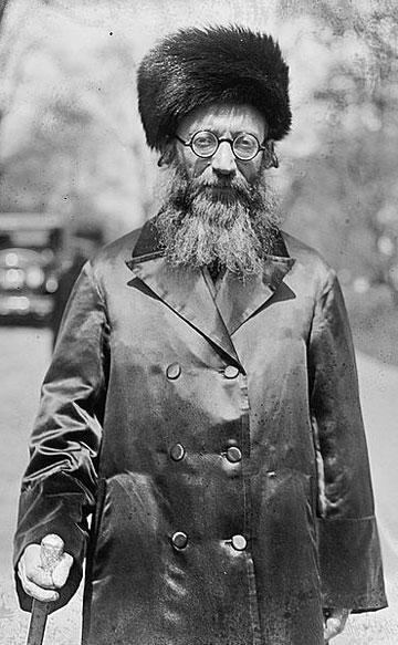 הרב קוק (צילום: Shutterstock)