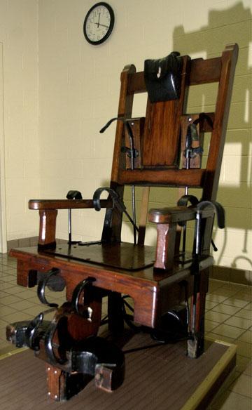 הכסא החשמלי נותר מיותם (צילום: gettyimages)