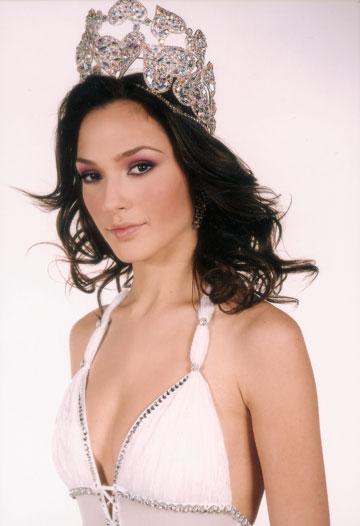מלכת היופי של ישראל לשנת 2004 (צילום: ששון משה)
