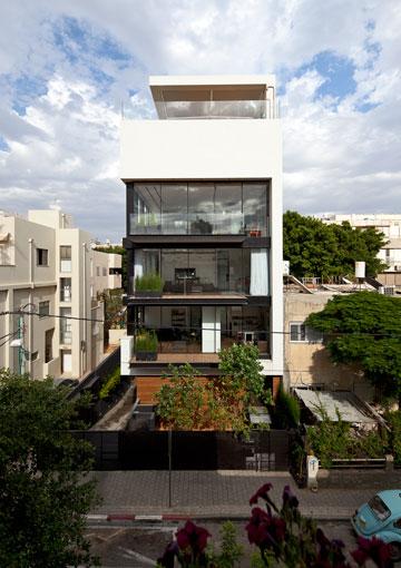 התוכנית העירונית מאפשרת לבנות ברובע הזה בניינים חדשים בני חמש ושש קומות (צילום: עמית גרון)