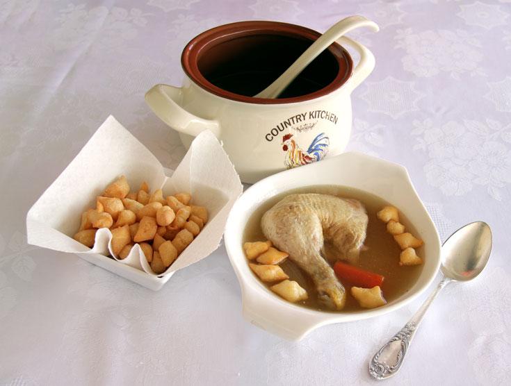 מנדלך – שקדי מרק ביתיים (צילום: אסנת לסטר)