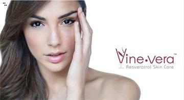 בינלאומית. גל גדות בקמפיין של חברת הטיפוח הקנדית Vine Vera