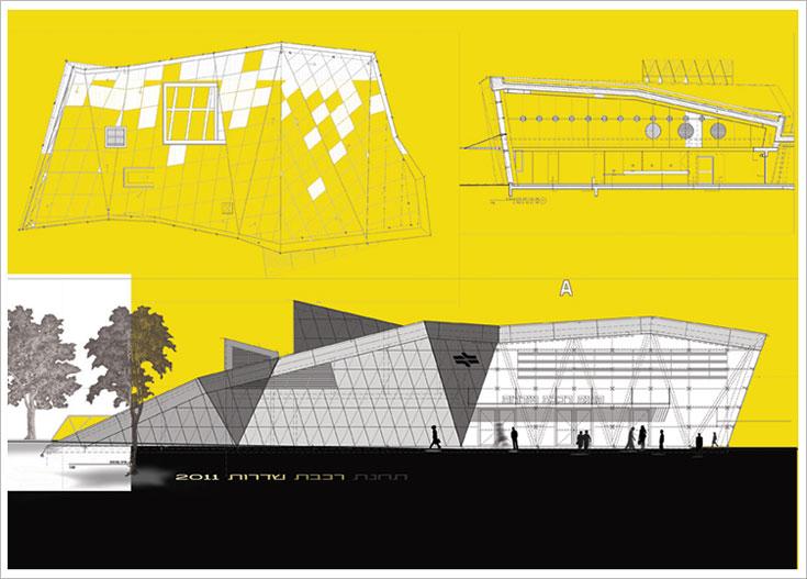 (תכנית: אמיר מן, עמי שנער אדריכלים)