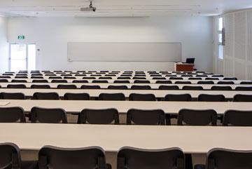 אחת הכיתות החדשות (צילום: טל ניסים)