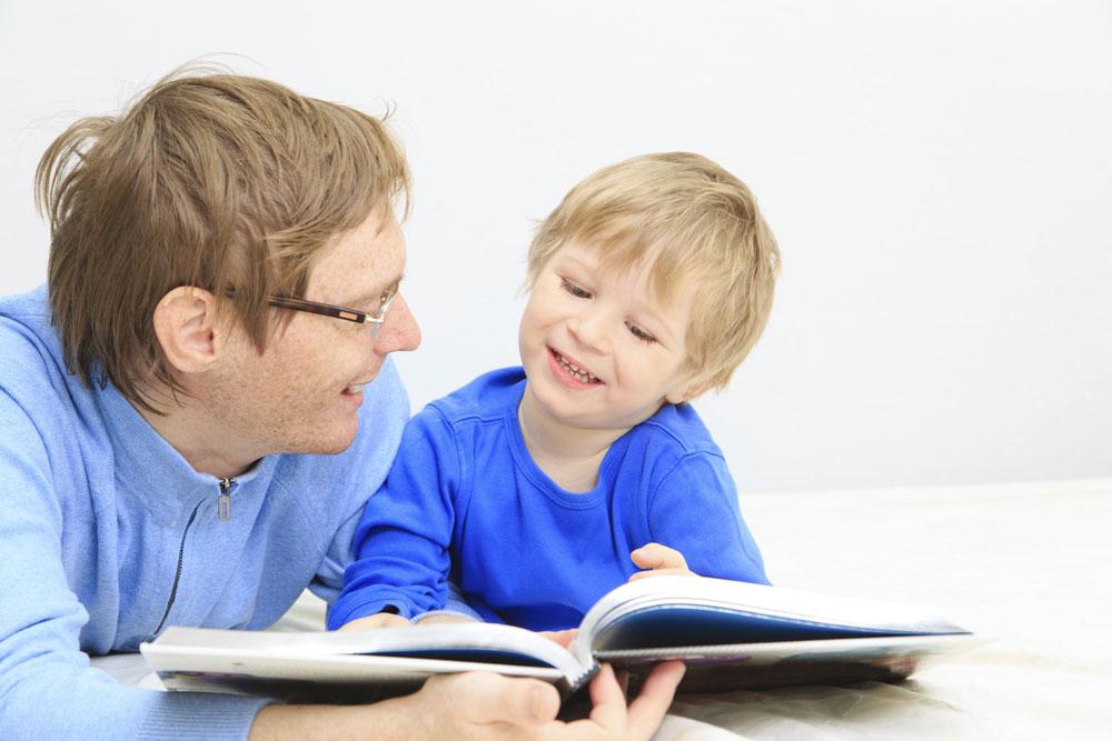 """""""זמן איכותי וחשוב מאוד לילדים ולנו כאחד"""" (צילום: thinkstock)"""