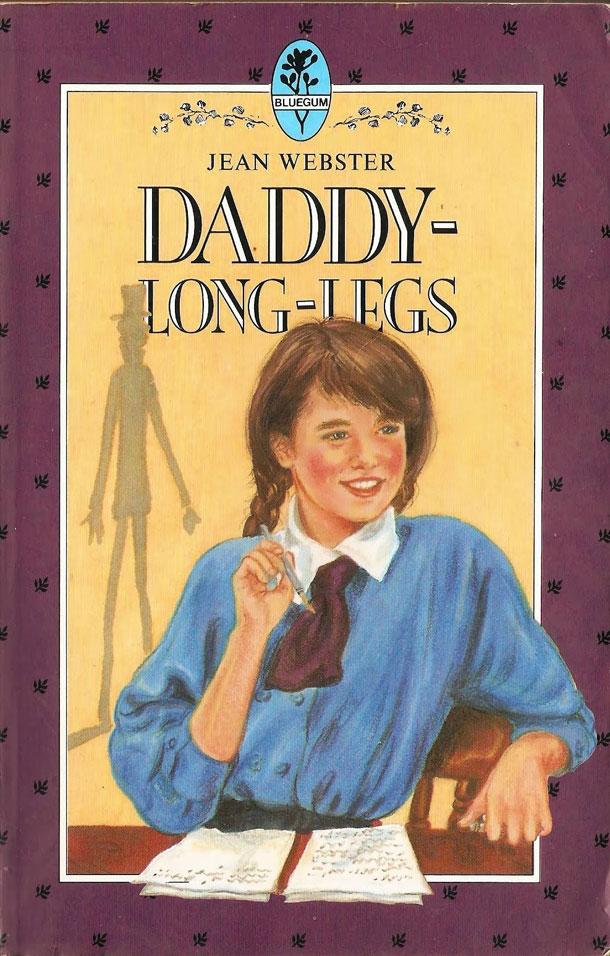 """עטיפת """"אבא ארך רגליים"""". הספר ממשיך להימכר גם בישראל"""