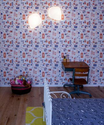 חדרה של עלמה בת השש (צילום: יואב גורין)
