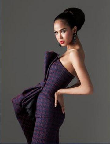 מיס תאילנד, בחירת הגולשים (מתוך missworld.com)