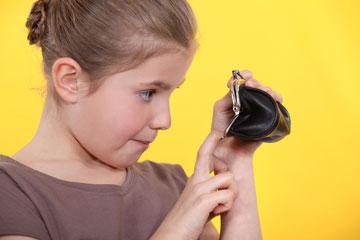 """""""כשהילד יודע כמה יש לו, הוא יודע כמה אפשר וכמה אי אפשר"""" (צילום: shutterstock)"""