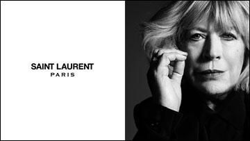 מסע הופעות וקמפיין. מריאן פיית'פול לסאן לורן פריז