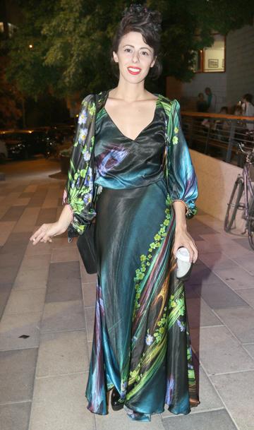 נכנסה לריאליטי כאושיית פייסבוק ויצאה משם כאייקון אופנה. אורטל בן דיין (צילום: ענת מוסברג)