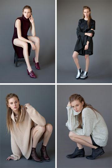 קאפל אוף. נעליים מוקפדות ואיכותיות שיתאימו למגוון רחב של נשים (צילום: תום מרשק)